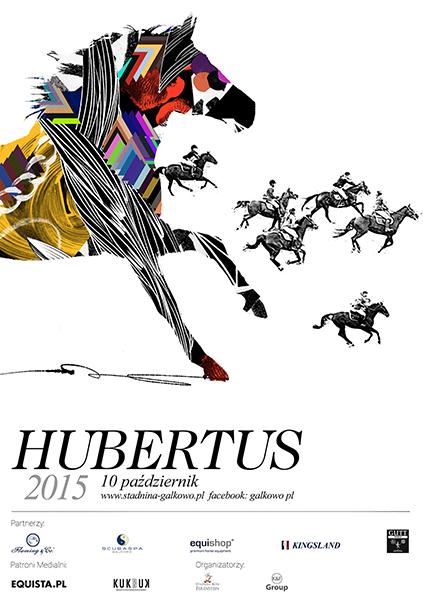 WIELKI BIEG ŚWIĘTEGO HUBERTA 2015