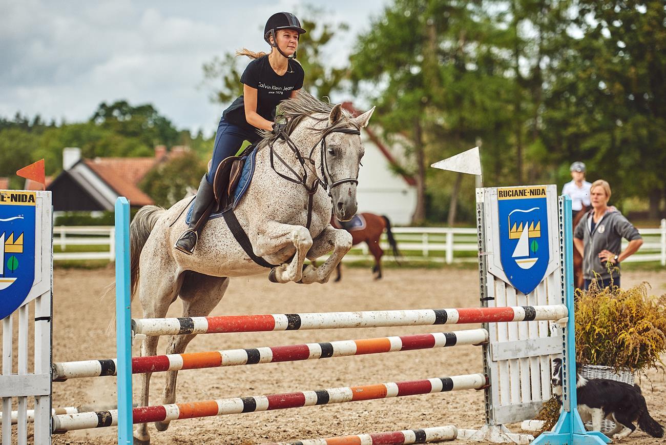 Equestrian Challenge / wrzesień